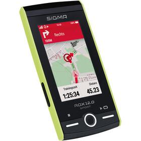 SIGMA SPORT ROX 12.0 GPS Sport Schale Grün